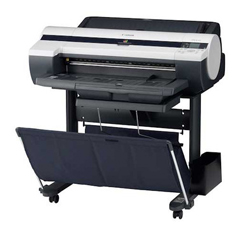 Canon 5 color large format printer from RYAN Business Systems in Connecticut