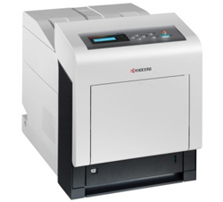32 PPM Kyocera P6030cdn Network Color Printer from RYAN Business Systems in Connecticut