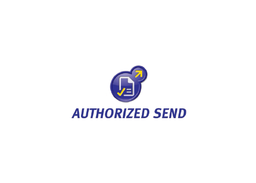 Authorized Send - a canon print solution offered by RYAN business Systems