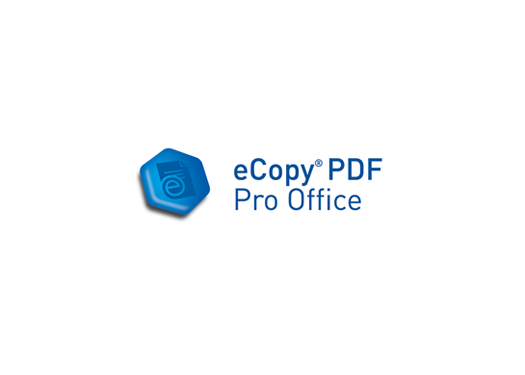 eCopy PDF Pro Office - from RYAN Business Systems