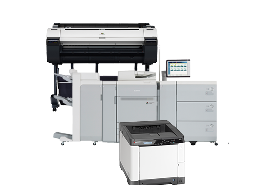 Enterprise print management services by RYAN Business Systems in Connecticut