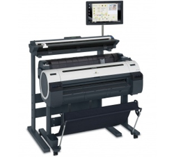"Canon iPF750 MFP 36"", 5-Color Printer from RYAN Business Systems"