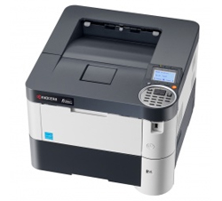 62 PPM Kyocera B/W FS-4300DN laser printer from RYAN Business Systems in Connecticut