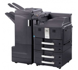 55/50 PPM Kyocera FS-C8500DN Color Network Laser Printer from RYAN Business Systems in Connecticut