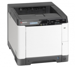 23 PPM Kyocera P6021cdn Color Network Printer from RYAN Business Systems in Connecticut