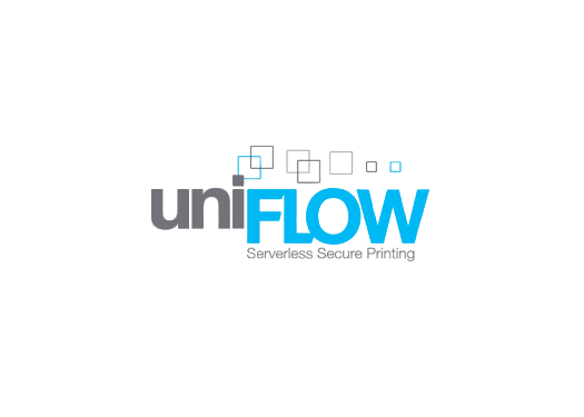 uniFLOW Serverless Secure Print - a security printing solution offered by RYAN Business systems