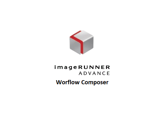 ImageRUNNER ADVANCE Workflow Composer