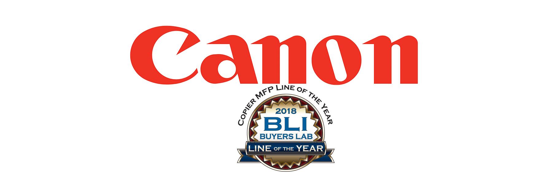 BLI Award Canon